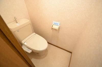 【トイレ】ガーデンクレストⅡ