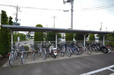 【駐車場】ガーデンクレスト