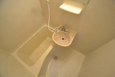 【浴室】クレスト新在家