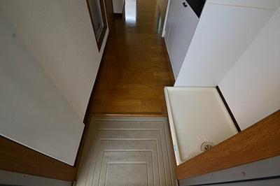 【玄関】クレスト新在家