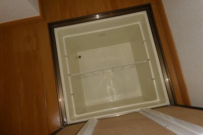 浄水器付きシングルレバー