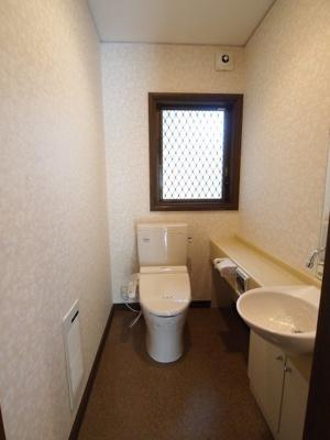 【トイレ】5丁目プレステージ21戸建
