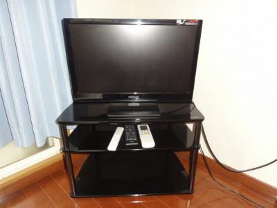 DVD読込機能付きテレビ