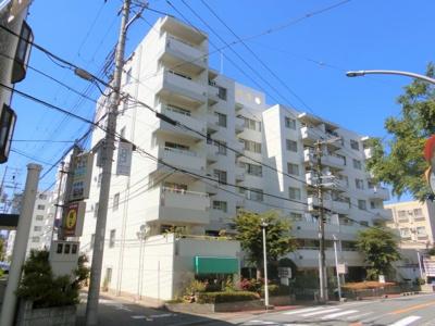 【現地写真】 総戸数149戸の大型マンションです♪