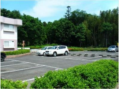 【駐車場】カマラードつくばB