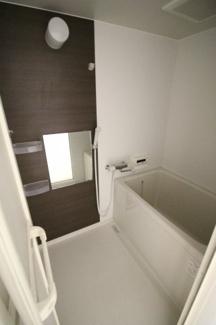 【浴室】ユニーブル六甲南棟