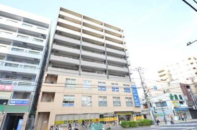 【外観】グローリオ横浜阪東橋マリス