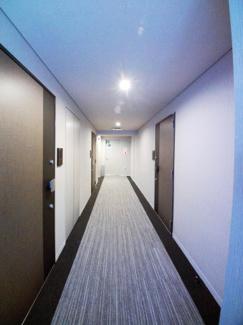 ホテルライクな内廊下 【アルテシモ モーレ】