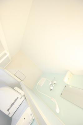 【浴室】カレッジマンション七瀬川