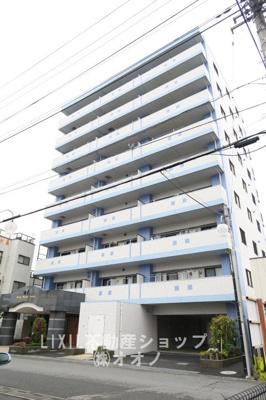 【外観】グリーンミユキ羽生 中古マンション 6階