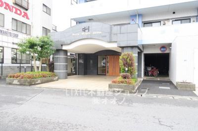 【エントランス】グリーンミユキ羽生 中古マンション 6階
