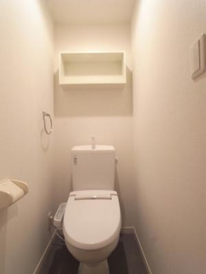 【トイレ】リブリ・南柏