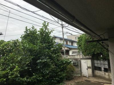 【展望】横山ハイツ
