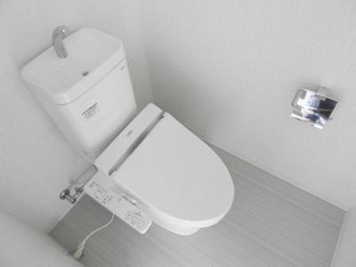 【トイレ】サンセール海老江
