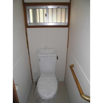 コーポレート黒砂台のトイレ