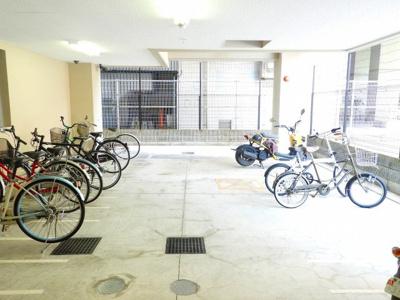 【駐車場】レジェンドール堺筋本町