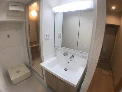 【独立洗面台】サンハイツ八尾南2号棟