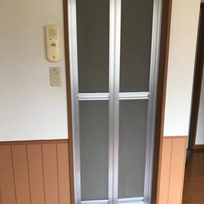 ライフピアコラージュのシャワールーム☆