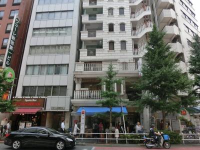 【外観】GSプラザ新宿