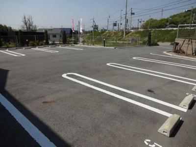 【駐車場】サンハイツ北六甲四番館