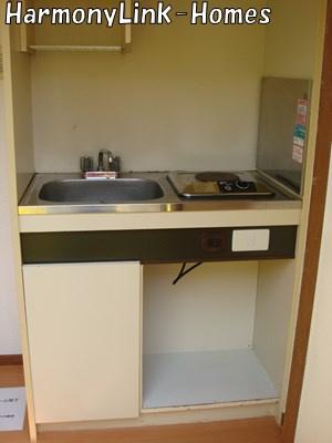 ライフピアアシストの使いやすいキッチンです
