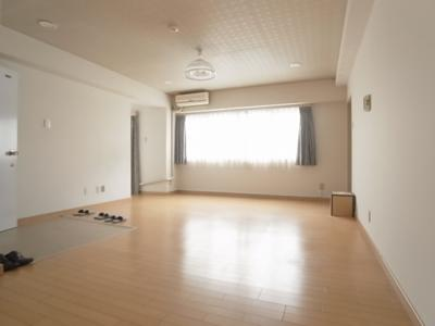 【居間・リビング】第2スカイマンション