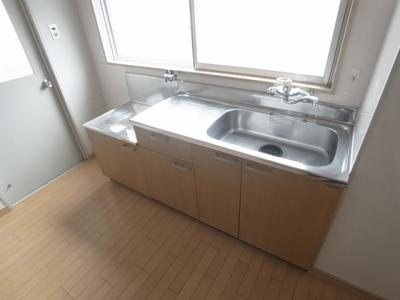 【キッチン】第2スカイマンション