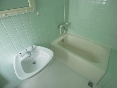 【浴室】第2スカイマンション