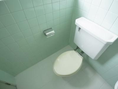 【トイレ】第2スカイマンション