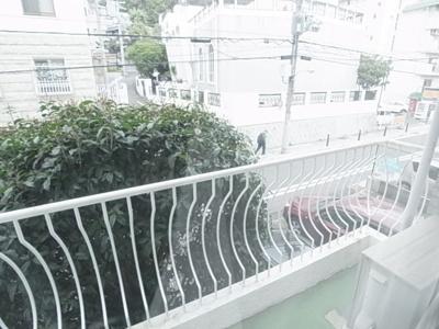 【バルコニー】第2スカイマンション