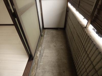 【バルコニー】末広15番館