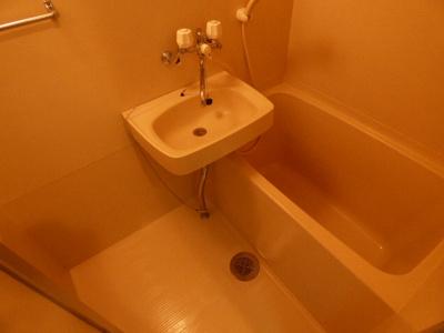 【浴室】末広15番館