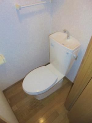 【トイレ】コーポ水都