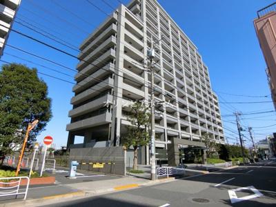 【外観】コスモ木場キャナルブリーズ 平成15年築 リ フォーム済