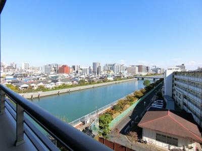 【展望】コスモ木場キャナルブリーズ 平成15年築 リ フォーム済