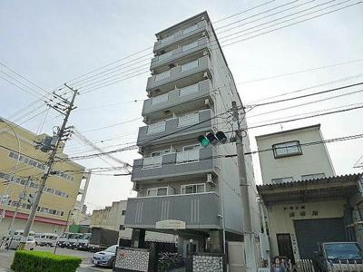 【外観】【仲介手数料無料】エイチ・ツーオー東小橋Ⅱ