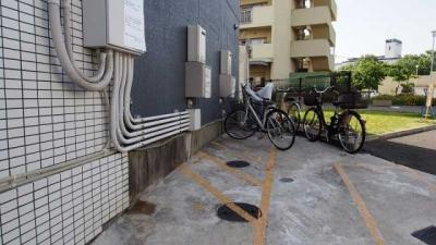 【駐車場】New StoRK Apartment 禁野本町