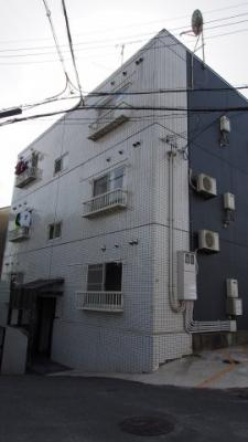 【外観】New StoRK Apartment 禁野本町