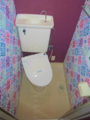 【トイレ】阪南町貸家