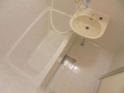 【浴室】阪南町貸家
