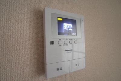 TVモニターフォン