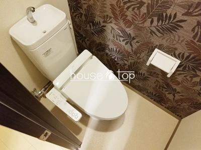 【トイレ】フジパレス武庫川