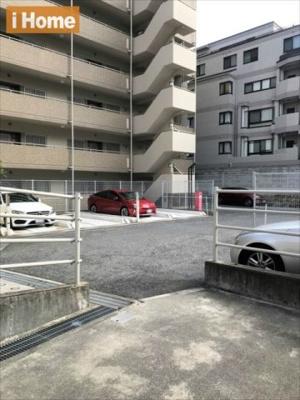 【駐車場】神戸熊内町パークハウス