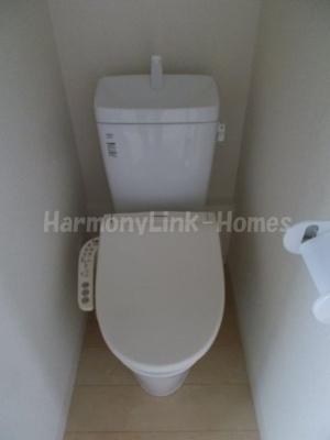 フェリスメイプルのトイレ☆