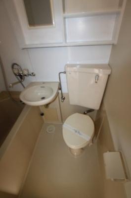 【トイレ】ガーデンササキ