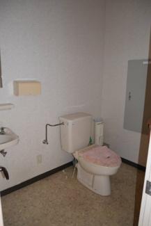 【トイレ】津山市吹屋町 店舗事務所(アイ・ふきや)
