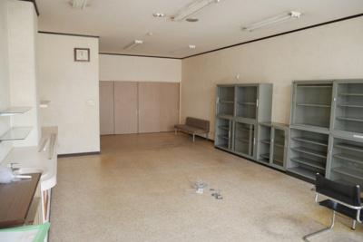 【内装】津山市吹屋町 店舗事務所(アイ・ふきや)