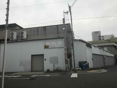 【外観】住吉区山之内 倉庫