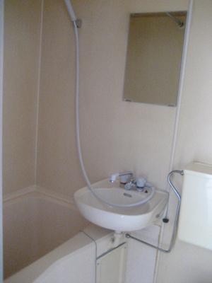 【浴室】桜台ローズハイムI