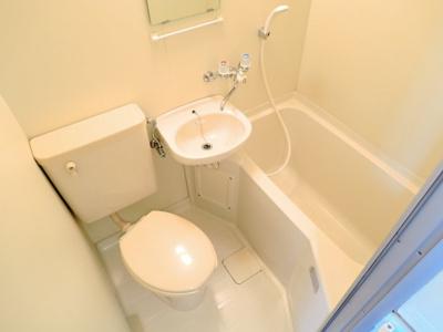 【浴室】ハイツ沢良木